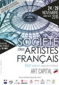 Affiche-salon des Artistes Français
