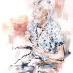 Portrait de Mme Raymond