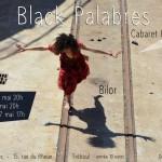 BLACK PALABRES cabaret