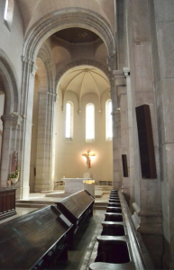 6. L'abbaye